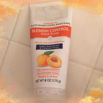 Equate Beauty Blemish Control Apricot Scrub, 6 oz uploaded by Briana J.