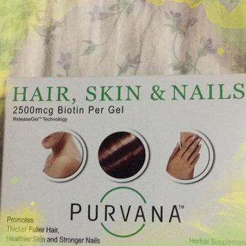 Photo of Purvana Hair, Skin & Nails, 30 Softgels, Heaven Sent Naturals uploaded by Marlene C.