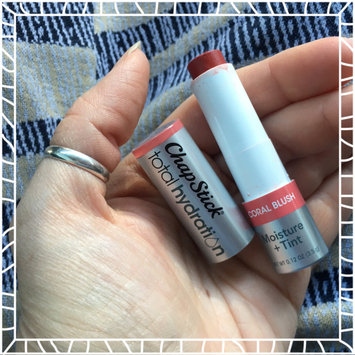 Photo of ChapStick® Total Hydration Moisture + Tint  Coral Blush uploaded by Laurie H.