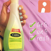 Cutex Advance Revival Nail Polish Remover uploaded by ROSA M.