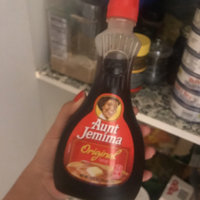 Aunt Jemima Original Syrup uploaded by Jadiena D.