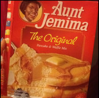 Aunt Jemima Original Pancake & Waffle Mix uploaded by Emely T.
