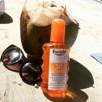 Photo of Eucerin Sun Clear Spray Spf30 200ml uploaded by Ana B.