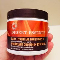 Desert Essence Daily Essential Moisturizer uploaded by Brittany A.