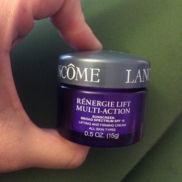 Photo of Lancôme Rénergie Lift Multi-Action Day Cream uploaded by Ella P.