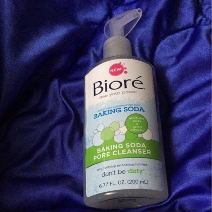 Bioré® Baking Soda Pore Cleanser uploaded by Gemini M.