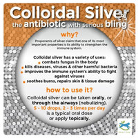 Purest Colloids MesoSilver ® 20 ppm Colloidal Silver, 500 mL/16.9 Oz uploaded by Ashley M.