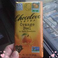 Chocolove Orange Peel In Dark Chocolate uploaded by Bre N.