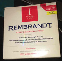 Rembrandt® Intense Stain® Whitening Toothpaste uploaded by Delonie B.
