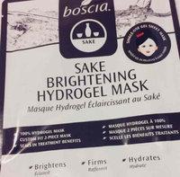 boscia Sake Brightening Hydrogel Mask uploaded by Chloe S.