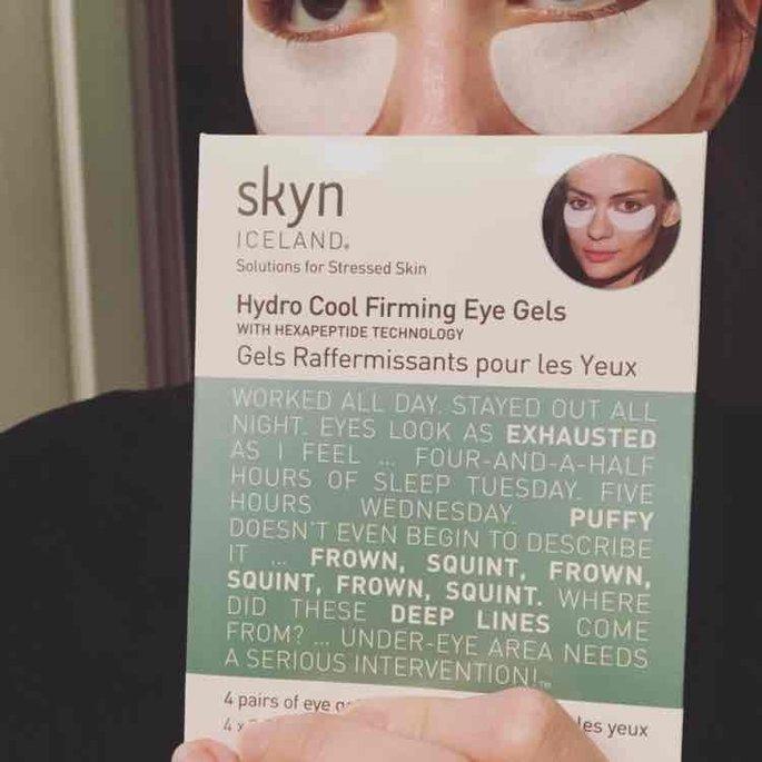 Skyn Iceland Eye Gel Travel Kit uploaded by Samantha M.