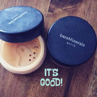 bareMinerals MATTE Foundation Broad Spectrum SPF 15 uploaded by Rose F.