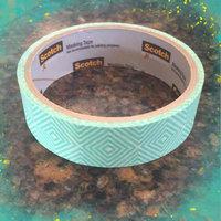Scotch Washi Masking Tape Mint Ptr 20yds uploaded by Amy C.