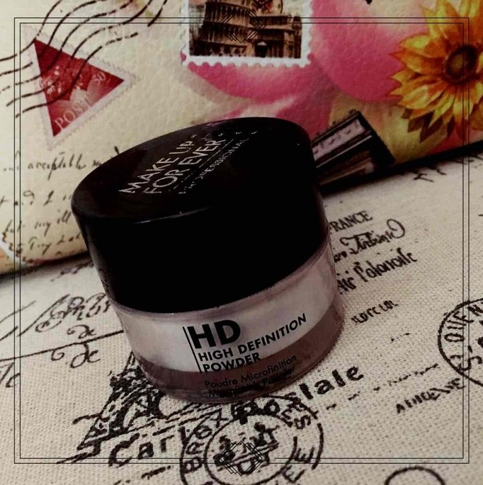 Make Up For Ever HD High Definition Microfinish Powder - Full size 0.30 oz./8.5g uploaded by Carmen M.