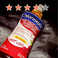 Chloraseptic Sore Throat Spray, Cherry, 177 mL uploaded by Samantha M.
