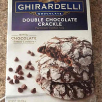 Continental Mills Ghirardelli Double Chocolate Crackle Premium Cookie Mix 13.2oz uploaded by Laurie H.