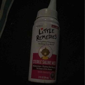Little Remedies Sterile Saline Mist uploaded by Brenda V.