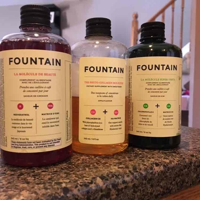 Fountain The Phyto Collagen Molecule uploaded by Samantha M.