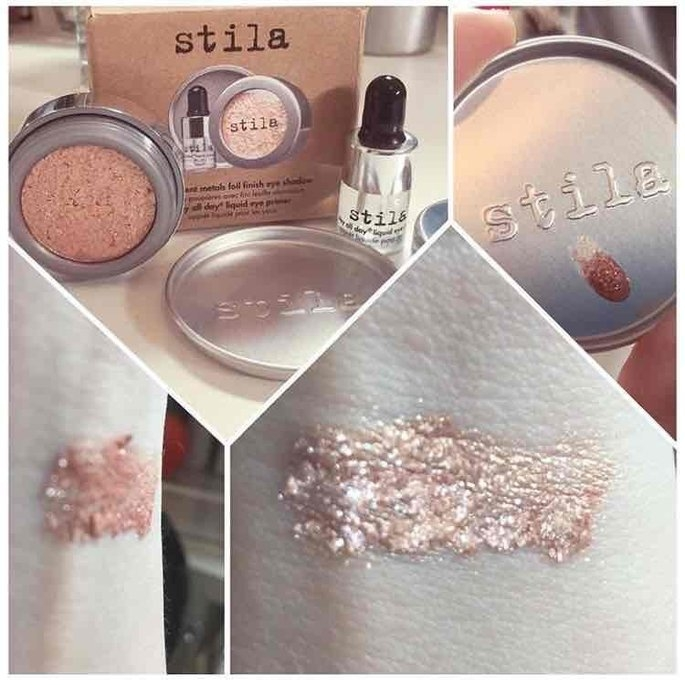 Stila Magnificent Metals Foil Finish Eye Shadow uploaded by Elaine M.