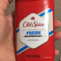 Old Spice High Endurance Fresh Scent Men's Deodorant uploaded by Silvia A.