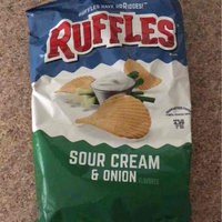 Ruffles® Potato Chipssour Cream & Onion uploaded by Laurie H.