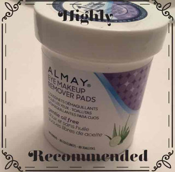 Almay Oil Free Gentle Eye Makeup Remover Pads uploaded by Alyssa T.