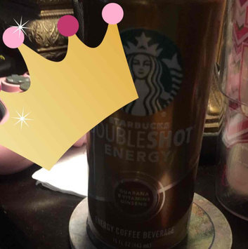 Photo of Starbucks Doubleshot Energy Coffee Drink Mocha uploaded by Victoria G.