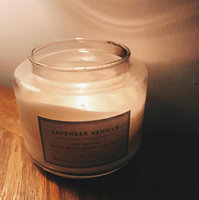 Glass Jar with Cork Lid Candle Lavender Vanilla Smith & Hawken uploaded by Shannon E.
