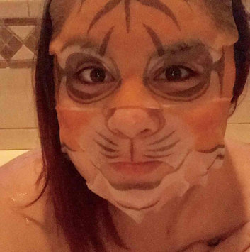 Photo of SNP Animal Tiger Wrinkle Mask Sheet uploaded by Nicole L.