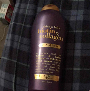 Photo of OGX® Biotin & Collagen Shampoo uploaded by Marisa P.