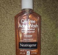 Neutrogena Oil-Free Acne Wash uploaded by Grecia M.