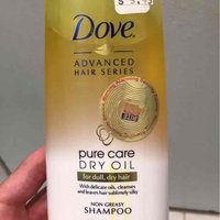 Dove Beauty Dove Pure Care Dry Oil for Dull, Dry Hair Shampoo - 12.0 fl oz uploaded by DeEtte K.