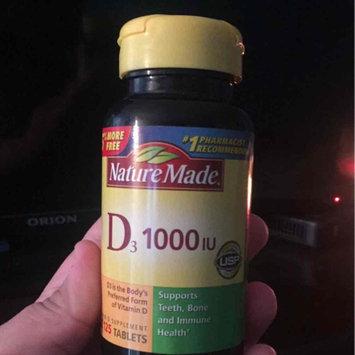 Photo of Pharmavite Vitamin D3, 1000 IU, Tablets, 125 tablets uploaded by Sarai P.