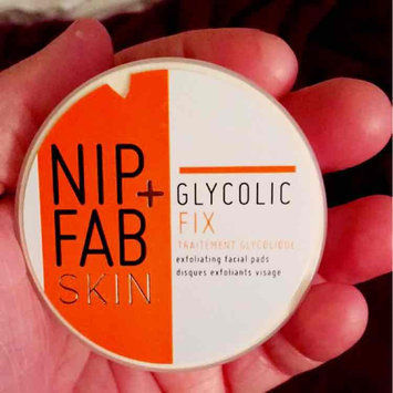 Photo of Nip + Fab Glycolic Fix Exfoliating Facial Pads - 60 Count uploaded by Rae Q.