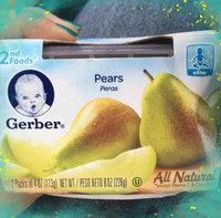 Gerber® 2nd Foods® Baby Food | Apple uploaded by Yadaris M.