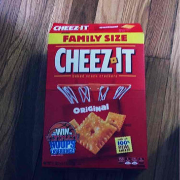 Cheez-It® Original Baked Snack Crackers uploaded by Millene A.