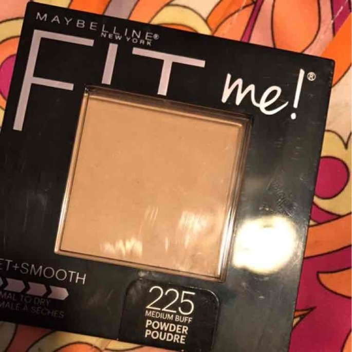 Maybelline Fit Me! Pressed Powder uploaded by Jaliza A.