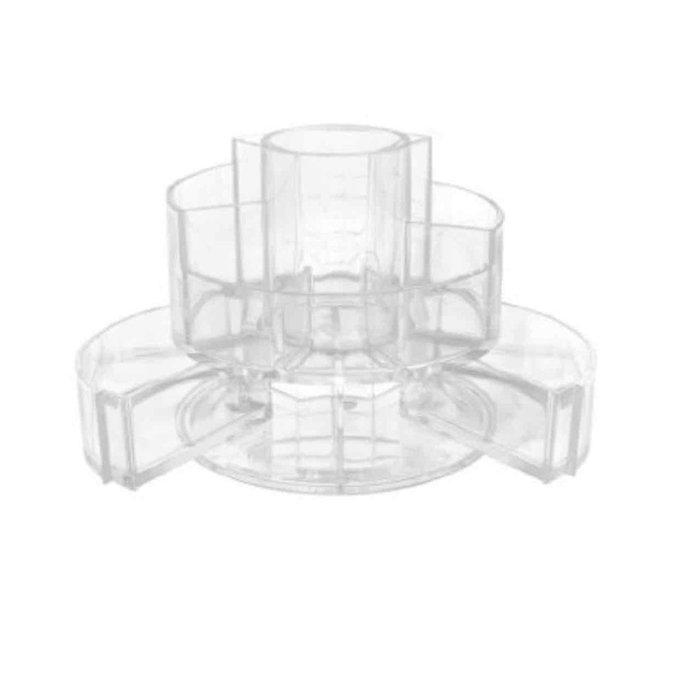 SOHO Expandable Cylinder Vanity Acrylic Organizer uploaded by member-574110801