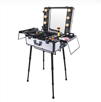 Photo of SHANY Studio To Go Makeup Case with Light Pro Makeup Station uploaded by member-574110801
