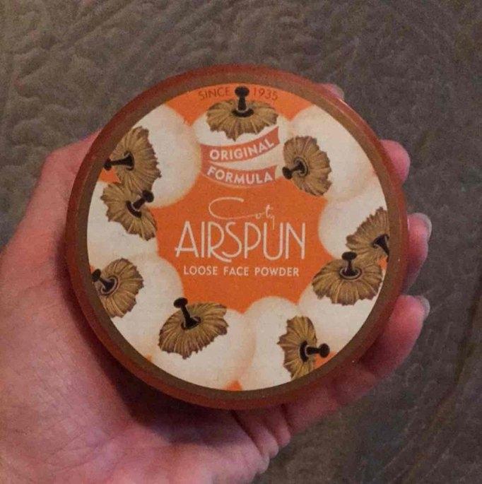 Coty Airspun Face Powder, Light/Medium Neutral 2.3 oz (65 g) uploaded by Kerri K.