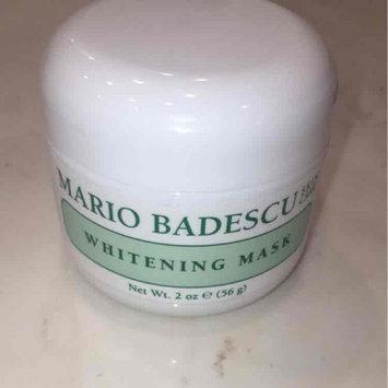 Photo of Mario Badescu Whitening Mask - 2 oz uploaded by Samantha M.