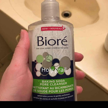 Photo of Bioré® Baking Soda Pore Cleanser uploaded by Erin P.