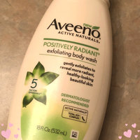 Aveeno® Positively Radiant Exfoliating Body Wash uploaded by Inga S.