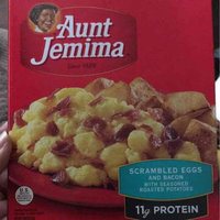 Aunt Jemima Scrambled Eggs & Bacon uploaded by Jo-Vonne L.
