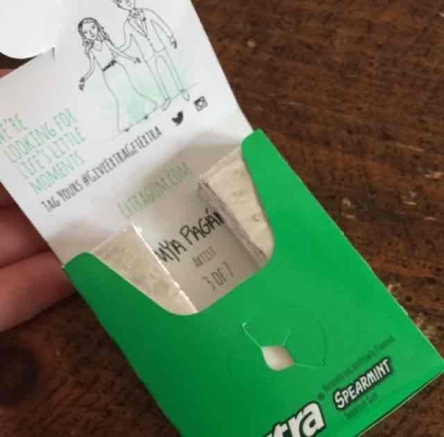 Extra Spearmint Sugar-Free Gum uploaded by Braylyn B.