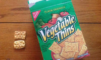 Nabisco Vegetable Thins Crackers uploaded by Rea A.