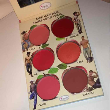 Photo of Thebalm the Balm How Bout Them Apples Cheek & Lip Cream Palette uploaded by Savannah P.