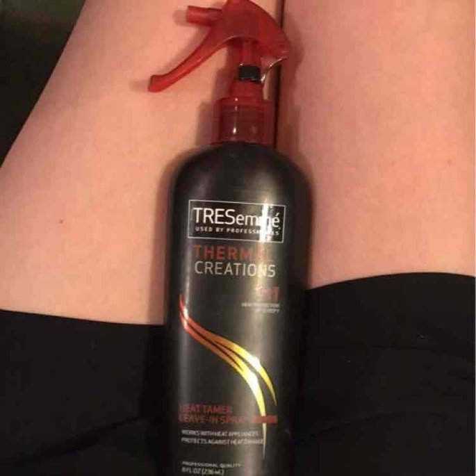 TRESemme Thermal Creations Heat Tamer Protective Spray uploaded by Mallarie J.