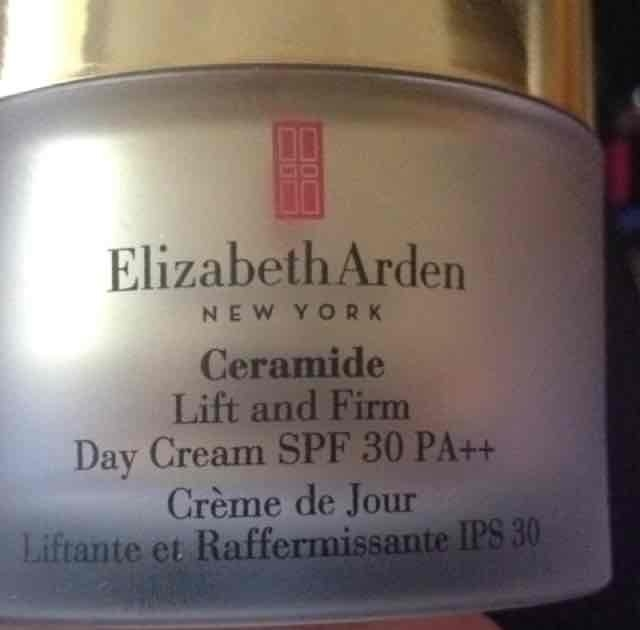 Elizabeth Arden Ceramide Plump Perfect Ultra Lift and Firm Moisture Cream SPF 30 uploaded by Lina A.