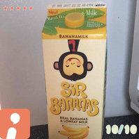 Sir Bananas™ Lowfat Bananamilk 0.5 gal Carton uploaded by sunny t.